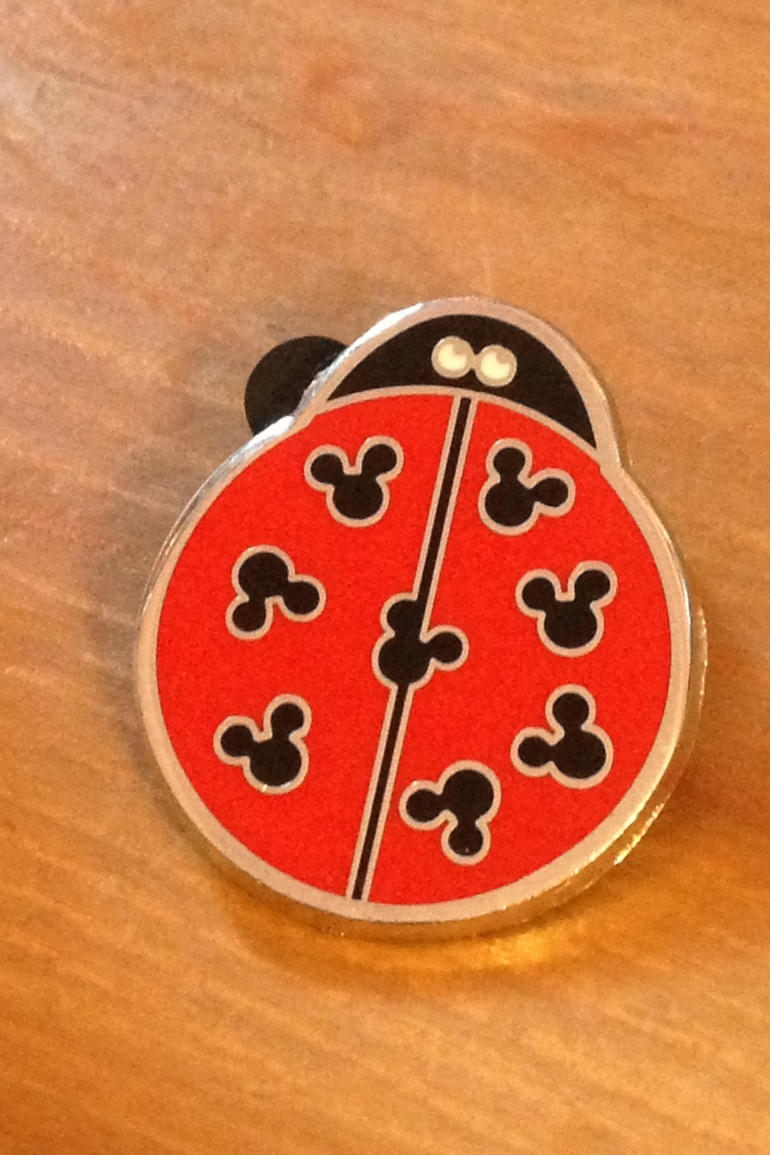 Mickey Lady Bug