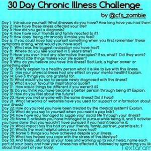 30 day RA information challenge